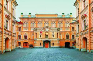 Академическая капелла Санкт-Петербурга в безопасности!