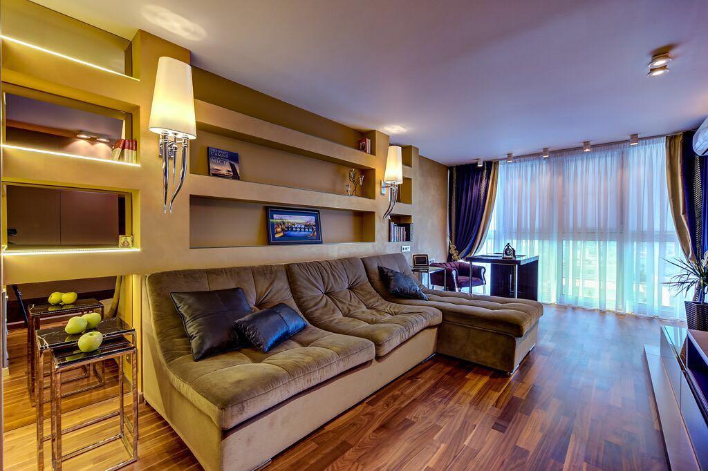 Охрана 2-комнатной квартиры в Санкт-Петербурге с видеонаблюдением - ЭГО-Система