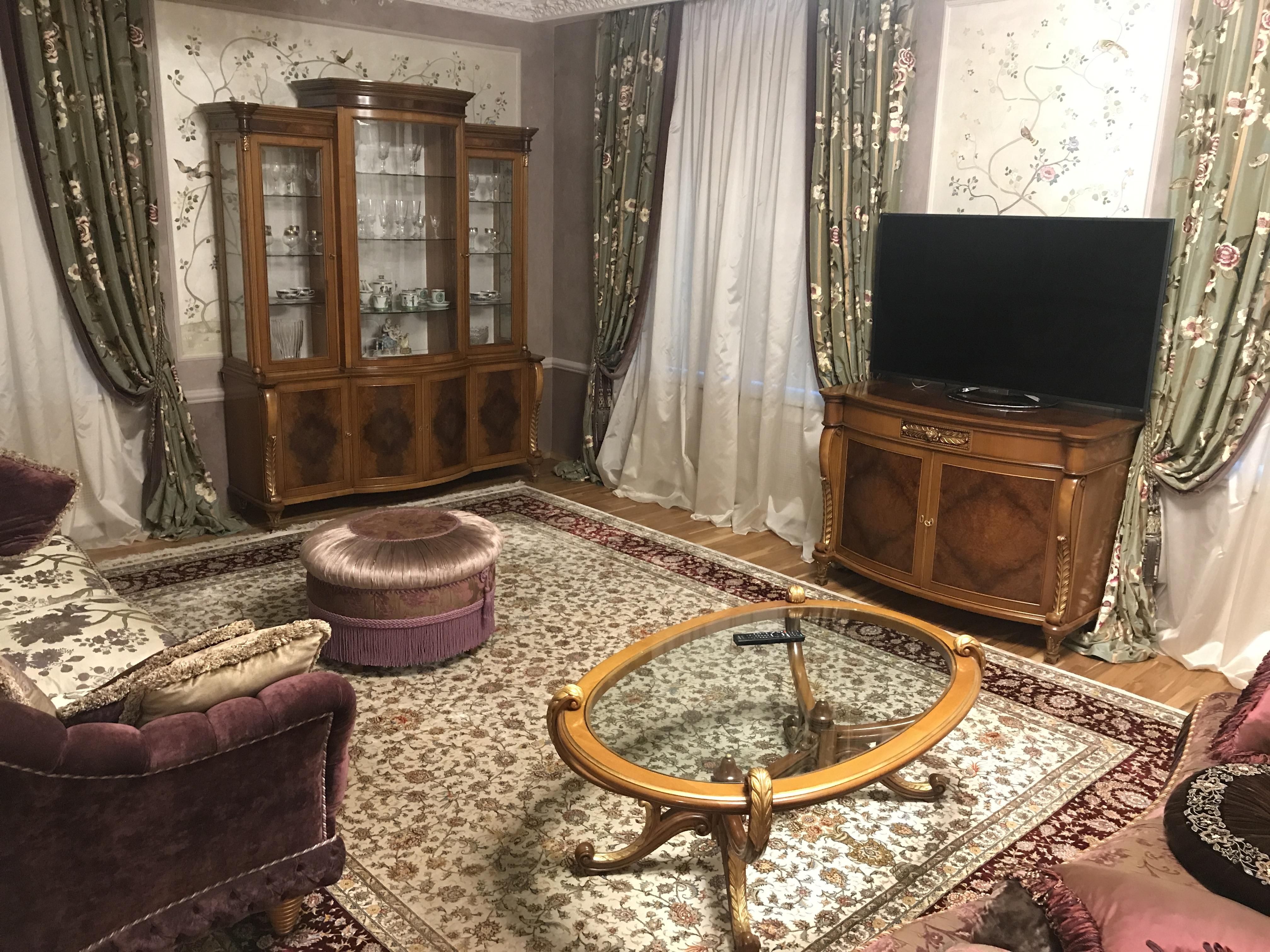 Охрана 3-комнатной квартиры в Санкт-Петербурге без видеокамер - ЭГО-Система